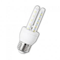 LED žárovka 6W 48xSMD2835 E27 B5 450lm TEPLÁ