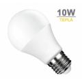 LED žárovka E27 10W SMD2835 800 lm CCD TEPLÁ##Cena v akci 29Kč