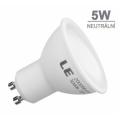 LED žárovka 5W 7xSMD2835 GU10 450lm NEUTRÁLNÍ