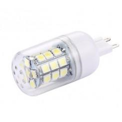 LED žárovka 4W 27xSMD5050 G9 320lm TEPLÁ BÍLÁ