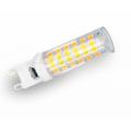 LED žárovka 6W 51xSMD2835 G9 550lm STUDENÁ BÍLÁ