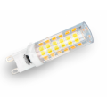LED žárovka 6W 51xSMD2835 G9 550lm NEUTRÁLNÍ BÍLÁ