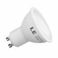 LED žárovka 6W 12xSMD2835 GU10 580lm TEPLÁ BÍLÁ