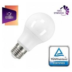 LED žárovka IQ-LED Kanlux 27287 E27 STMÍVATELNÁ A60 8,5W 880lm STUDENÁ##DÁREK ZDARMA