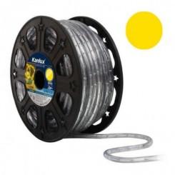 LED světelný had 50m GIVRO LED-YE žlutá Kanlux 08634