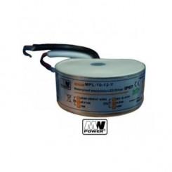 Napájecí zdroj MPL 15W 1,25 A 12V DC, do krabice, voděodolný