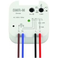 Stmívač pro LED a úsporné žárovky ELKO-SMR-M 230V