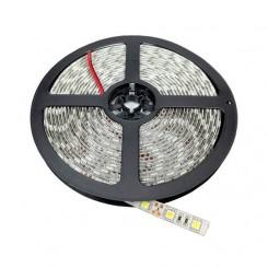 LED pásek 60x2835 smd 4,8W/m, voděodolný teplá, délka 5m