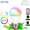 Chytrá LED žárovka E27 13W WIFI RGB + teplá, denní, studená (SMART)