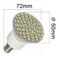 LED žárovka E14 3,5W 280lm JDR teplá, ekvivalent 30W