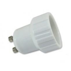 Adaptér - redukce GU10 na E14