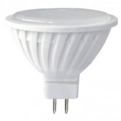 LED žárovka 5W 15xSMD2835 GU5.3 12V 450lm TEPLÁ